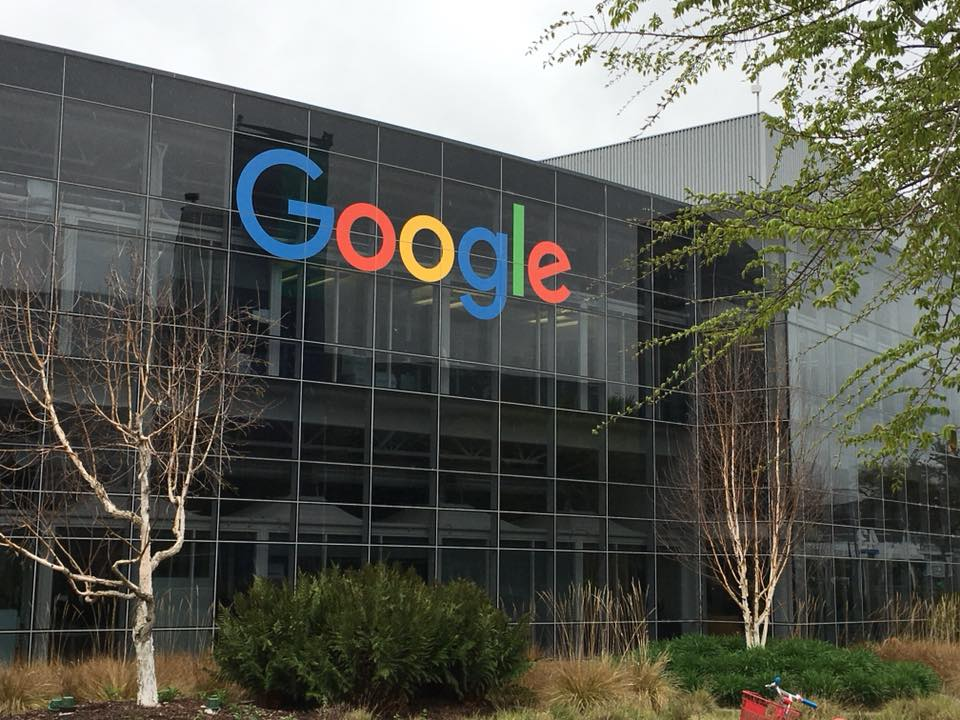 Google Zentrale in Californien